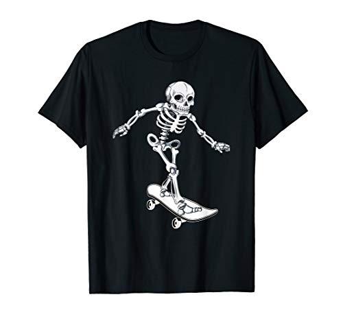 Skateboarder Girl Costume For Halloween (Skeleton Skateboarding Halloween Skateboarder )