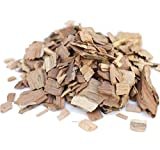 Wood Fire Grilling Co. Bulk 20 Pound Box Premium Kiln-Dried Smoking Chips Wild Game, Beef, Lamb, Duck More! (Mesquite)