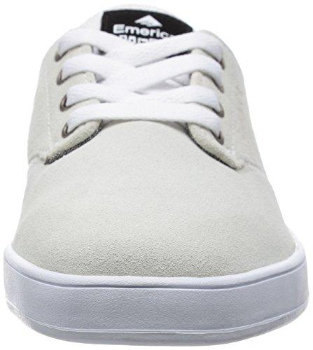 Weiß Herren Gum LACED BY Emerica Sneaker White 6102000082 ROMERO LEO X0THHwCq