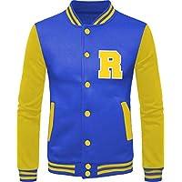 Jaqueta Masculina Riverdale Archie R Bulldogs Moletom Criativa Urbana College