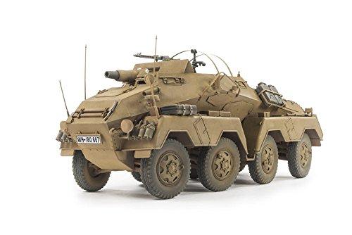 (AFV35233 1:35 AFV Club Sd.Kfz.233 8-Rad with 7.5cm Gun Schwere Panzerspahwagen [MODEL BUILDING KIT])