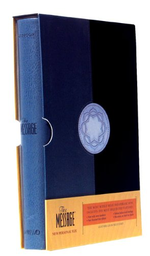 The Message Blue/Gray Leather-Look pdf
