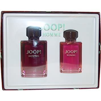 Joop by Joop for Men Gift set 4.2 Ounce edt spray, 2.5 Ounce after shave