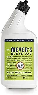 product image for Mrs. Meyer's Toilet Bowl Cleaner Lemon Verbena, 24 OZ (Pack of 2)