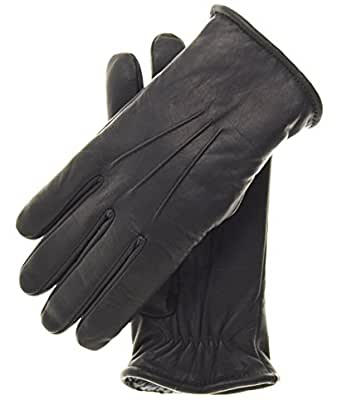 Raber Gloves Men's Wool Lined Winter Gloves at Amazon Men