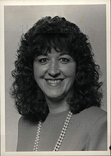 Historic Images - 1988 Vintage Press Photo Julie Benedict VP W. B. Doner & Co. - dfpd34117