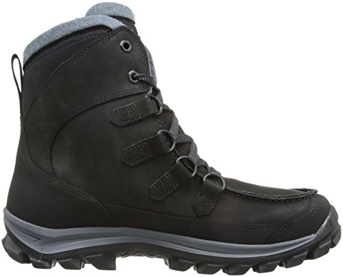 Timberland Men's Chillberg Premium WP Ins Snow Boot Black Waterbuck Nubuck csEnSf