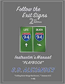 Amazon Fr Follow The Exit Signs Instructor S Manual