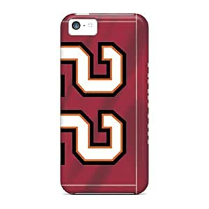 First-class Case Cover For Iphone 5c Dual Protection Cover Tampa Bay Buccaneers
