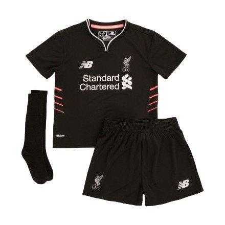 2016-2017 Liverpool Away Little Boys Kit Jersey - Buy Online in Oman ... bf31ca850