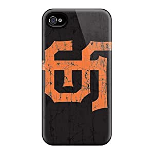 For Iphone Cases, High Quality San Francisco Giants For Iphone 4/4s Covers Cases