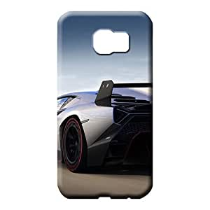 samsung galaxy s6 edge Ultra PC Protective phone back shell Aston martin Luxury car logo super