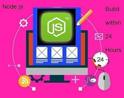 Website Builder with Node JS