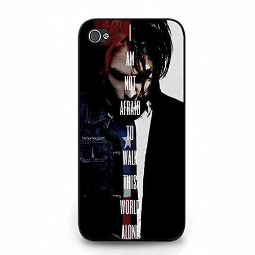 Samsung Galaxy S5 I9600 Band MCR Cover Shell Cool Personalized Gerard Way Alternative/Indie Rock Band My Chemical Romance Phone Case Cover for Samsung Galaxy S5 I9600