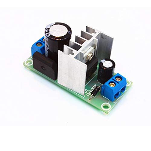 AC-DC Power Supply Module L7824 Regulated Rectifier 26-32V Fixed Output 24V 1.2A
