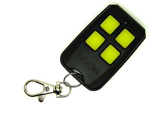 (ExcelTek Compatible Garage Remote with Genie Intellicode G1T-BX G2T-BX G3T-R GM3T-BX GITR-3 GIC90-3 GIT-1 GIT-2 GIT-3 OCDT-1 OCDT-2 OCDT-3)
