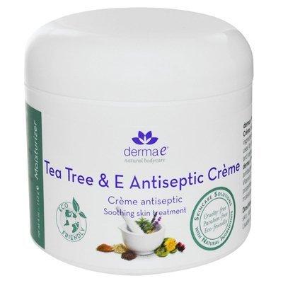 Derma E Tea Tree And E Antiseptic Creme - 4 Oz by Derma E