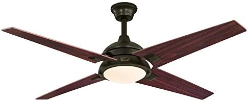 Westinghouse Lighting 7207400 DeSoto 52-inch Oil Rubbed Bronze Indoor Ceiling Fan