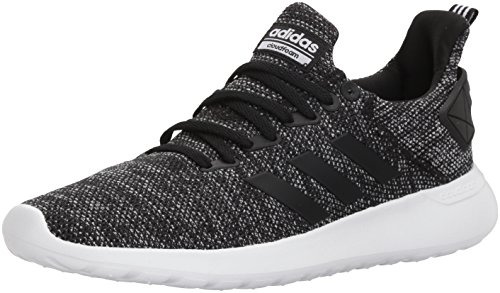 adidas Men's Lite Racer BYD Running Shoe, White/Black, 7.5 M US