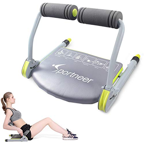 Used, Sportneer Abdominal Trainer, Smart Full Body Ab Workout for sale  Delivered anywhere in Canada