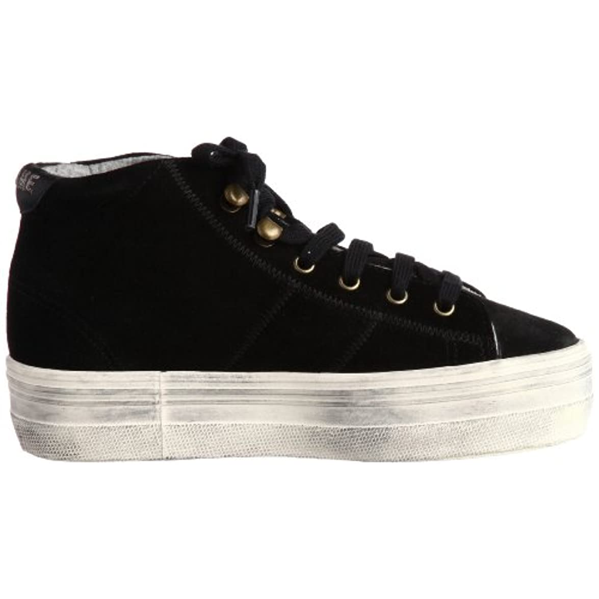 No Name Plato High Cut Studs Split Sneaker Donna