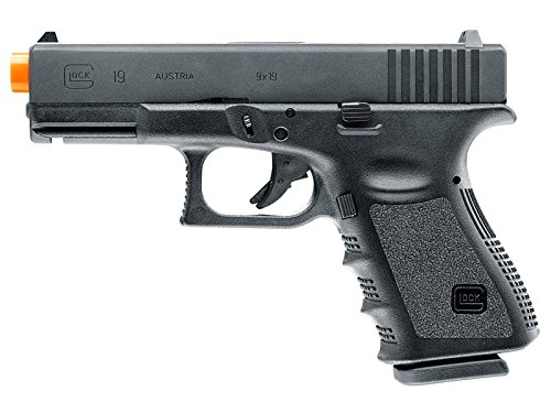 Glock Gen 3 G19 GBB-6mm Airsoft