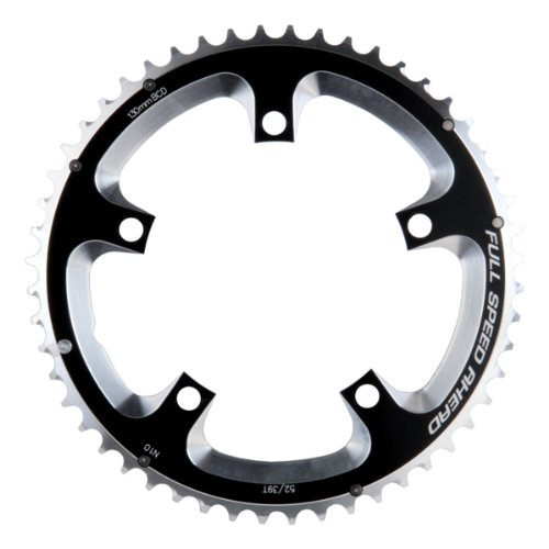 Fsa Super Road Bicycle - FSA Super Road Bicycle Chainring - 52T/130mm x Triple N-10 - 370-0152B2