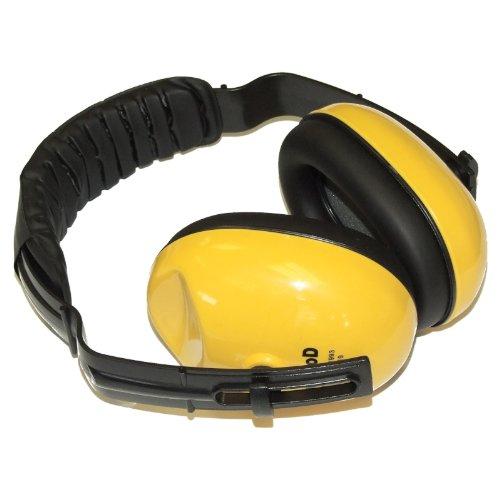 Gehörschützer, gepolsterter Kopfbügel, EN352-1-konform