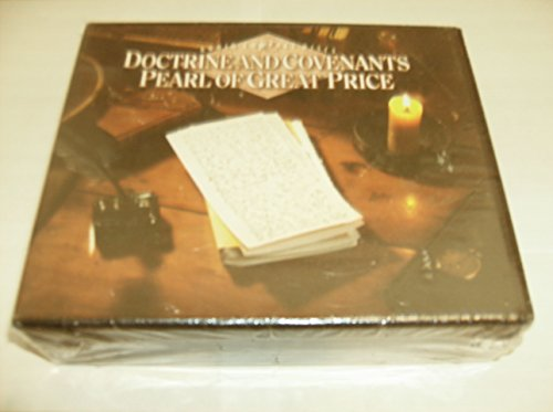(The Doctrine And Covenants, The Pearl of Great Price: Audio Compact Discs (15 CD Set))