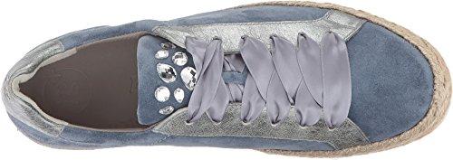 Paul Green Womens Randy Sneaker Lago Metallic Combo