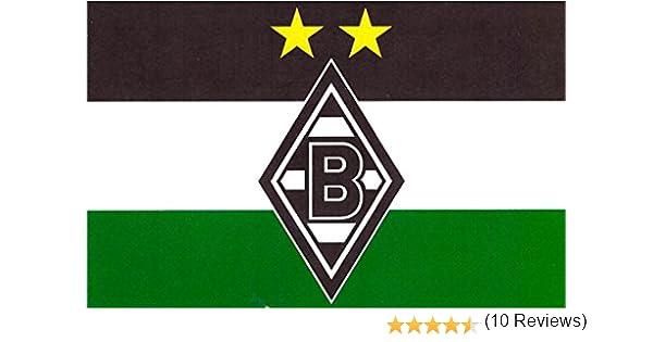Unbekannt Borussia Mönchengladbach-Fohlenelf-Artikel-Hissfahne ...