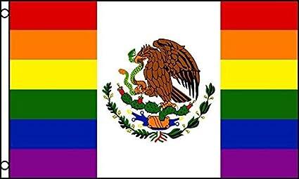 Mexican 3x5 Ft Mexico Flag Nation Vivid Color /& UV Fade Resistant Canvas Header