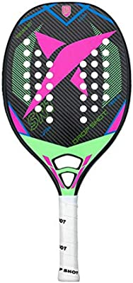 DROP SHOT Pala de pádel Modelo Viking Beach Tennis-Colección Oficial 2019