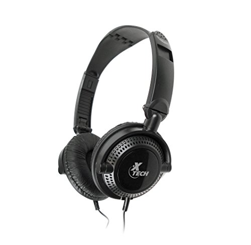 Headset, Foldable Design, Noise Cancelling, 3. 5mm Plug, On-Ear design, Lightweight (America Noise Canceling Headphones)