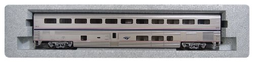 Kato USA Model Train Products #32032 Amtrak Superliner Sleeper Phase IVB Train Car
