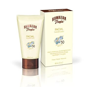 hawaiian tropic solkräm test