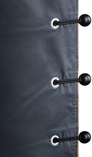 Purovi® Elásticos con Bola de Goma para Sujeción | 25 x Bandas Elásticas para Cortinas de Jardín - Camas Elásticas - Tiendas de Campaña: Amazon.es: Jardín
