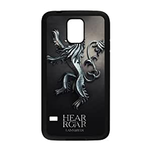 Game Of Thrones 7 Samsung Galaxy S5 Cell Phone Case Black JN770C05