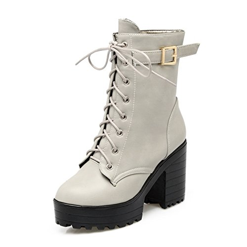 1TO9 1TO9Mns02406 - Zapatilla Alta Mujer gris