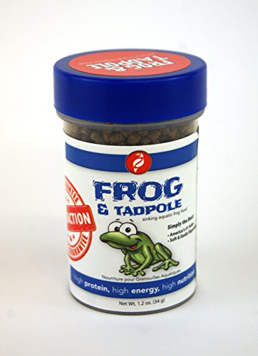 - Pisces Frog & Tadpole Food (1.2 oz)