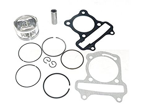 Amazon Com 50mm Big Bore Kit Cylinder Piston Rings For Chinese Gy6
