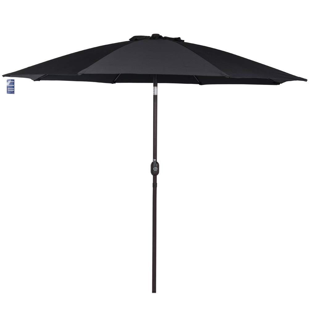 Amazon Com Sundale Outdoor 9 Feet Aluminum Market Umbrella Table