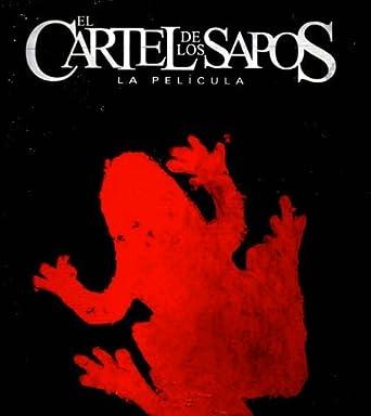 Amazon.com: El Cartel de los Sapos (Pelicula) (Blu Ray ...