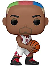 Funko POP NBA: Legends- Dennis Rodman (Bulls Home), Action Figure - 55216