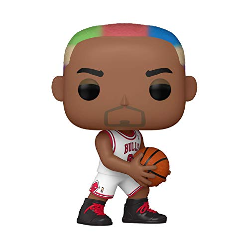 Funko Pop! NBA: Legends - Dennis Rodman (Bulls Home)