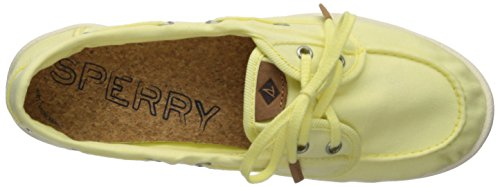 Sperry Top-sider Donna Drift Hale Sneaker Wax Giallo