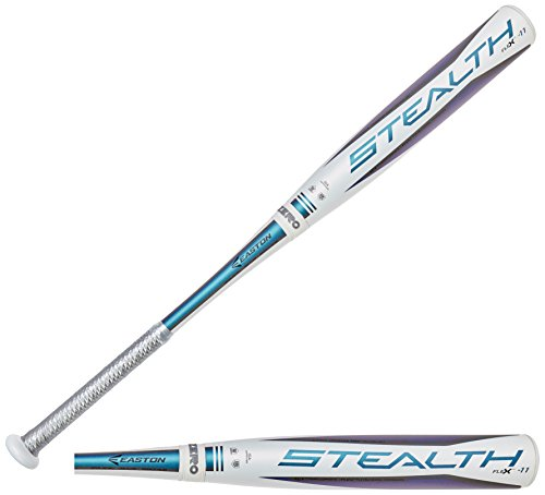 Easton 2018  Women's STEALTH FLEX  Fast Pitch Softball Bat -11, 32