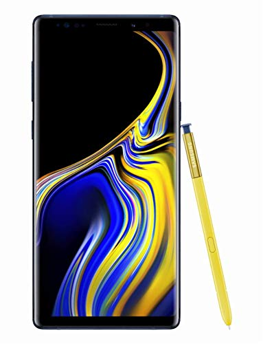 Samsung Electronics Crown Factory Unlocked Phone with 6.4″ Screen and 128GB (U.S. Warranty), Ocean Blue