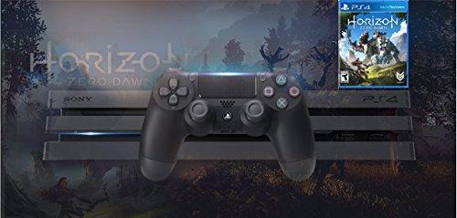 Playstation 4 Pro 1TB Console + Horizon Zero Dawn Bundle ( 2 - Item ) by Sony