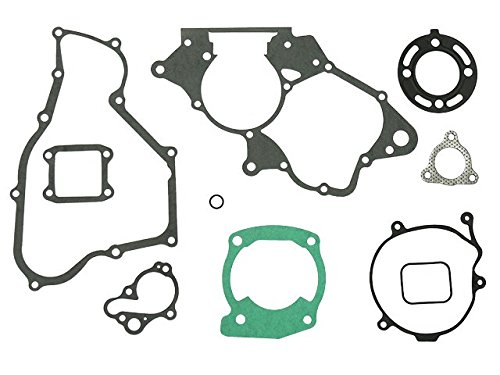 OutlawRacing OR4285 Complete Full Engine Gasket Set CR85R 2003-07 CR80R 1992-02 Kit